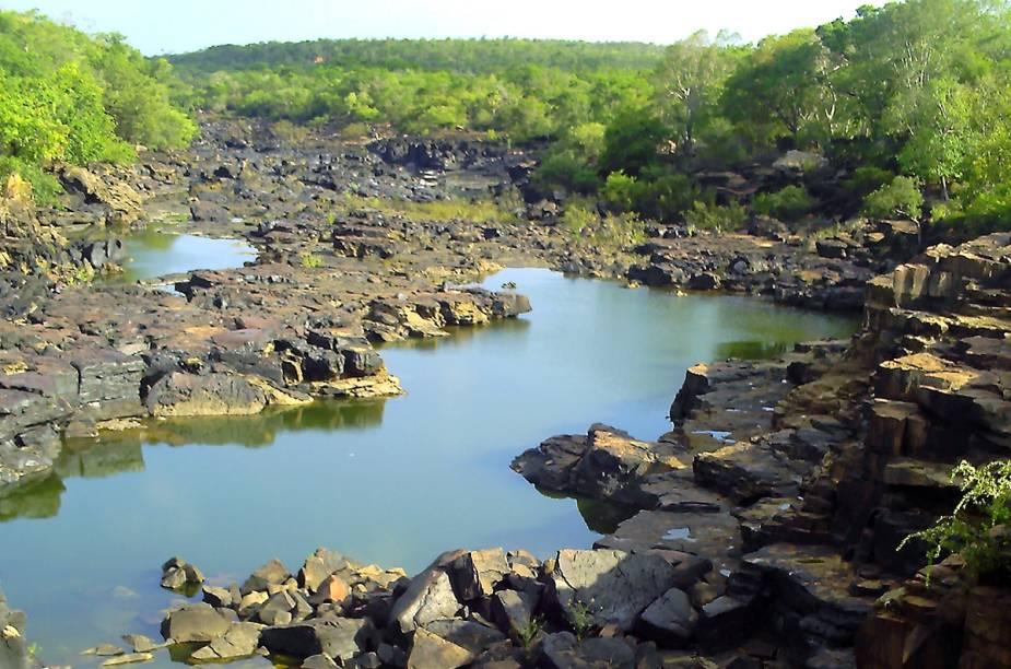 Com seus 320 quilômetros de extensão, o Rio Longá é um dos mais importantes do Piauí