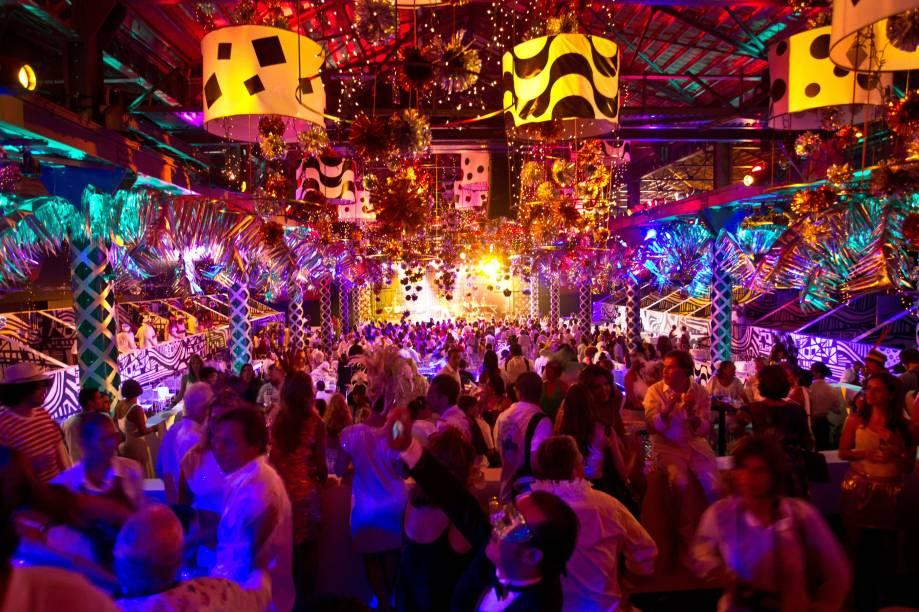Baile de Gala da Cidade do Rio de Janeiro (RJ), no Píer Mauá