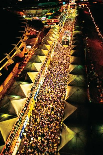 Entre o final de novembro e começo de dezembro acontece, em Natal (RN), o Carnatal, um carnaval fora de época