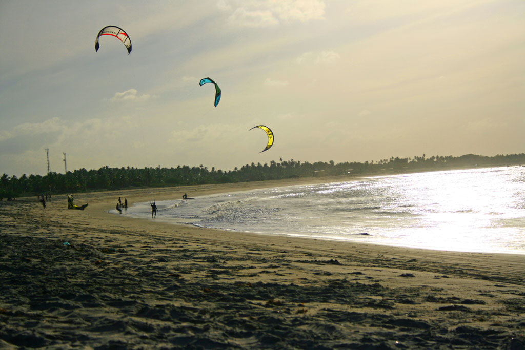 Praia da Ponta do Santo Cristo, São Miguel do Gostoso (RN)
