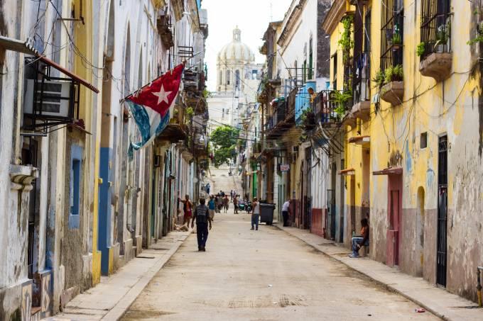 Rua-de-Havana-Cuba