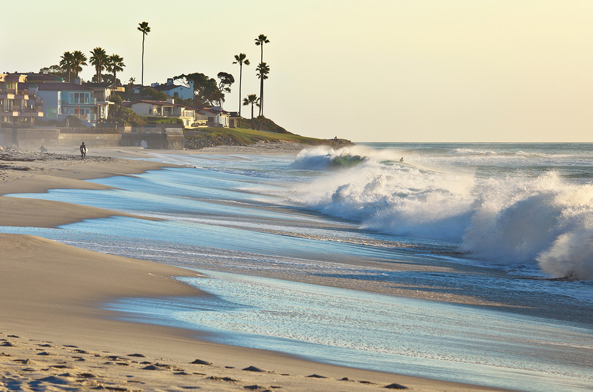"""""""Garota eu vou pra Califórnia; Viver a vida sobre as ondas..."""""""