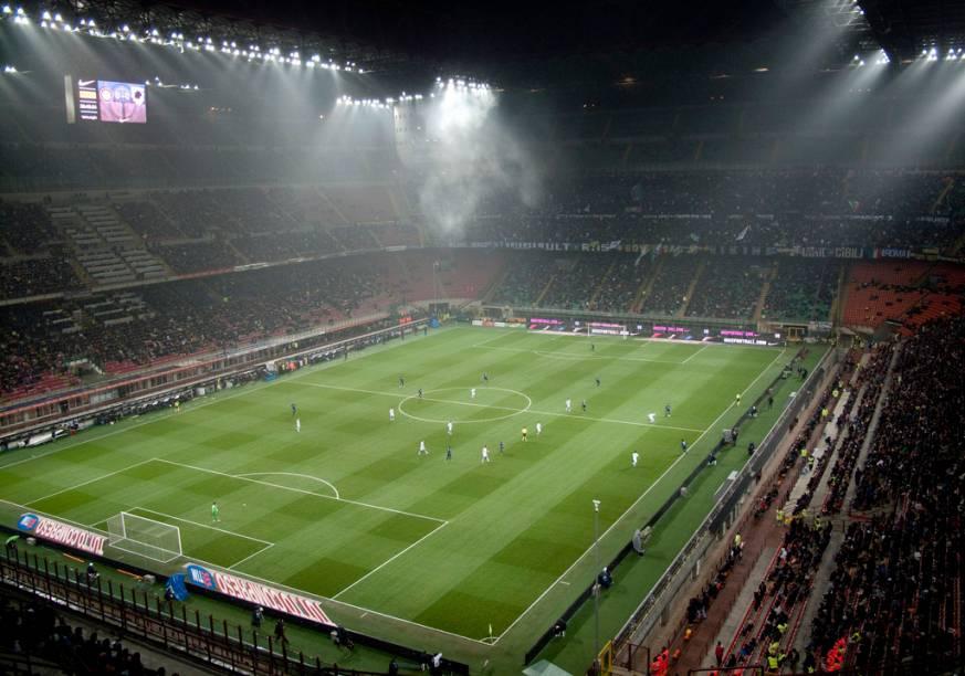 Estádio San Siro/Giuseppe Meazza