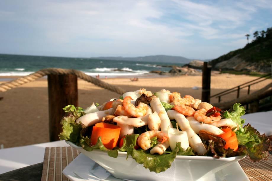 Devido à sua condição geográfica privilegiada, Floripa (SC) desponta como o paraíso de receitas com tainha, camarão e ostra