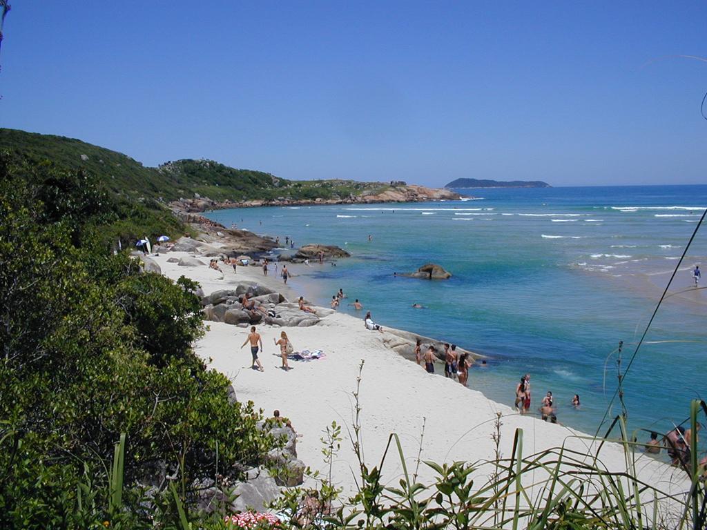 Praia Guarda do Embaú, Palhoça (SC)
