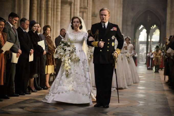 Série Netflix The Crown