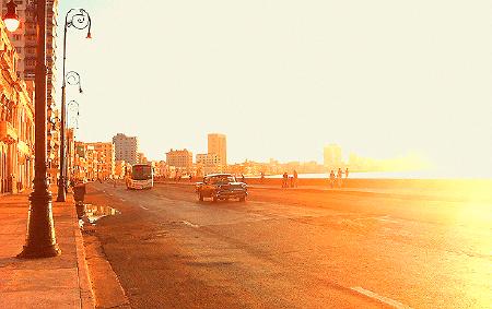 Havana, Malecon