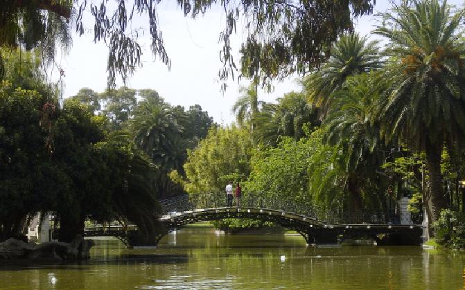 Buenos Aires, Pátio Andaluz
