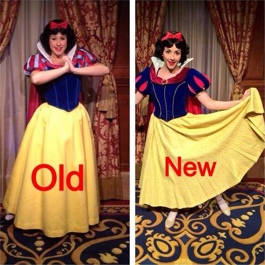 Foto: Twitter - DisneyCharacterGuide
