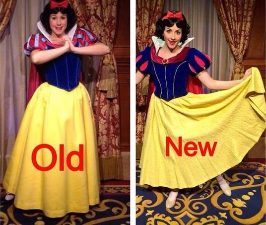 Foto: Twitter – DisneyCharacterGuide