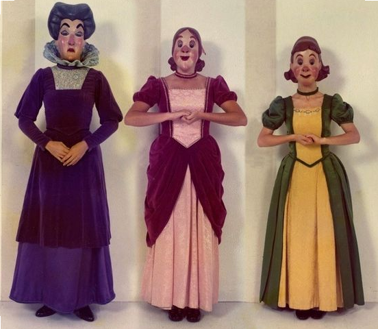 Foto: Pinterest - Vintage Costumes