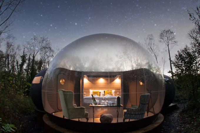 bubble dome – irlanda no do norte