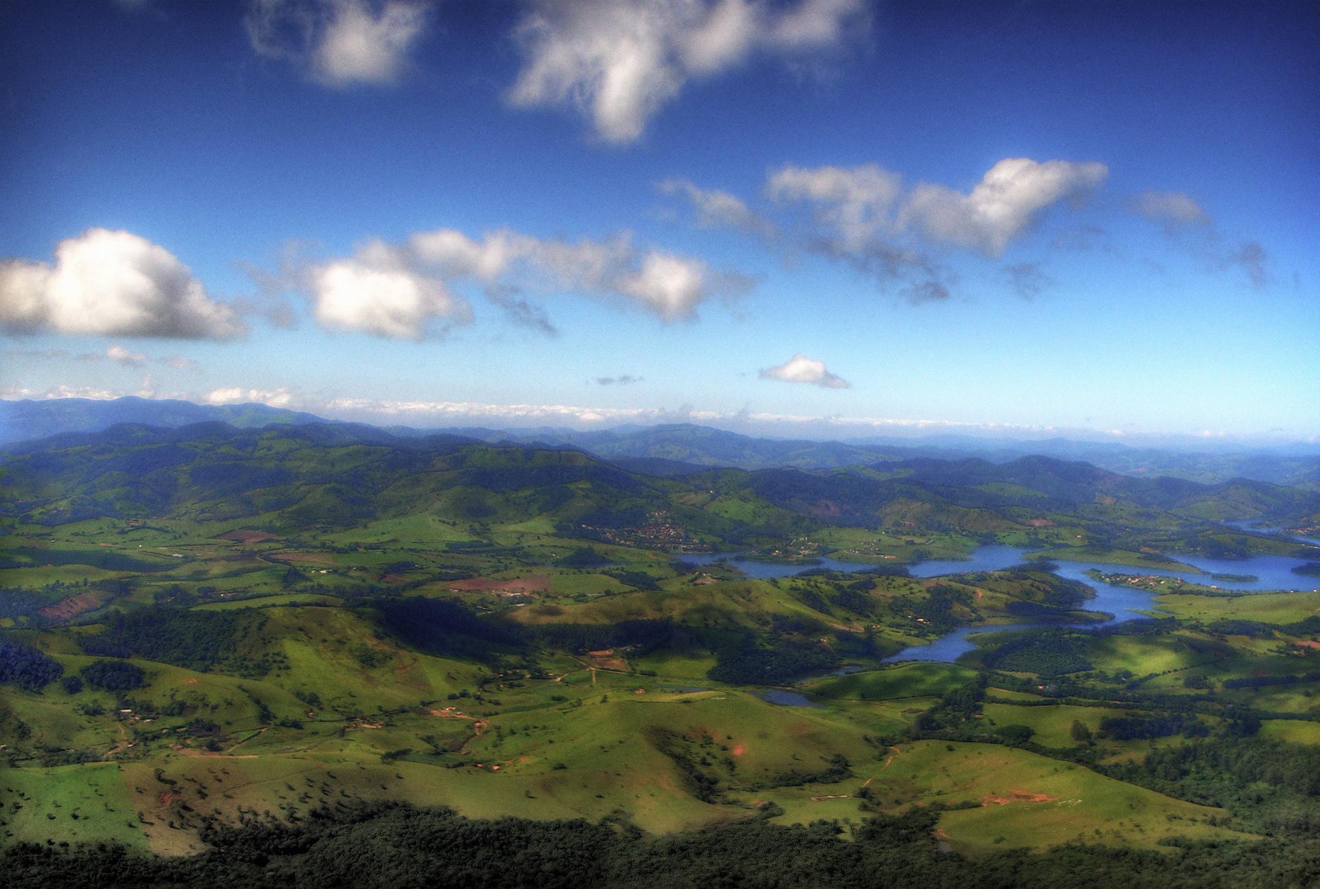 Serra do Lopo, em Extrema, Minas Gerais