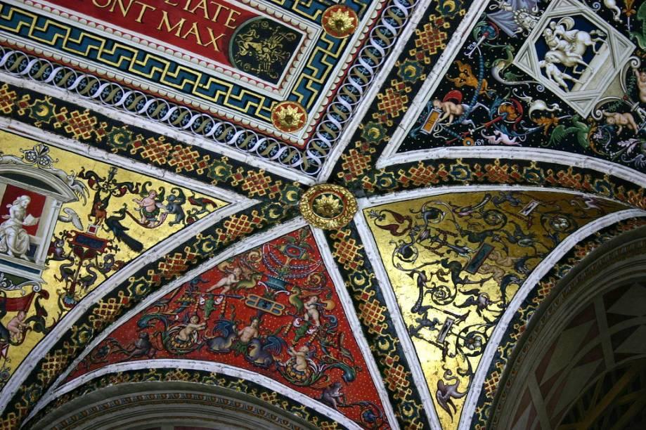 Duomo de Siena, a catedral da cidade