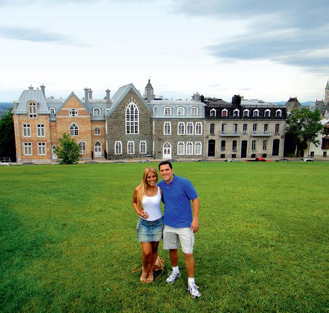 EU FUI: Fortifications de Quebec