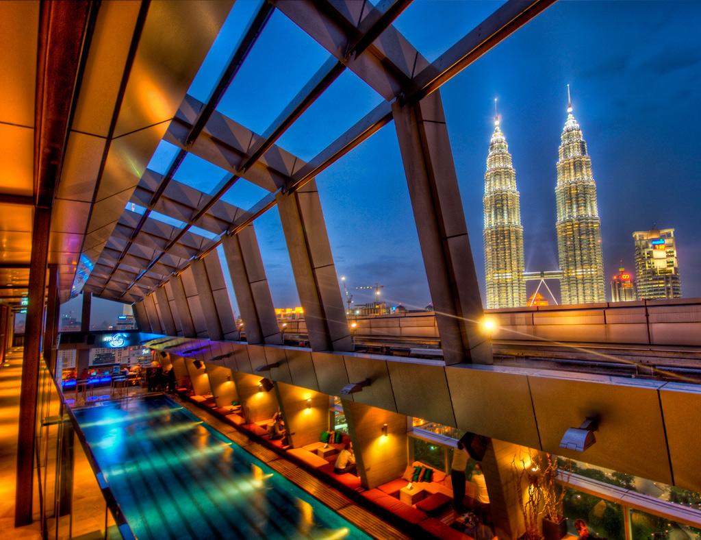 SkyBar, Kuala Lumpur, Malásia