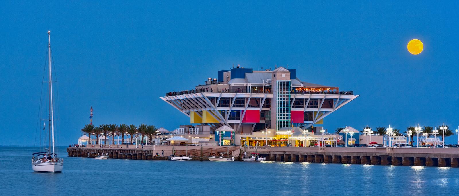 Píer em St. Petersburg, Florida (foto: Matthew Paulson/Flickr/creative commons)