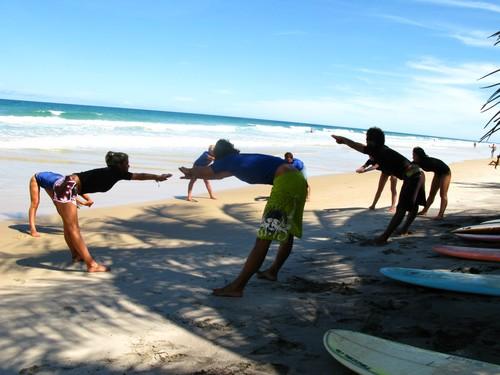 Local Surf School, em Itacaré, Bahia