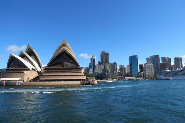Sydney: a metrópole dos cenários espetaculares