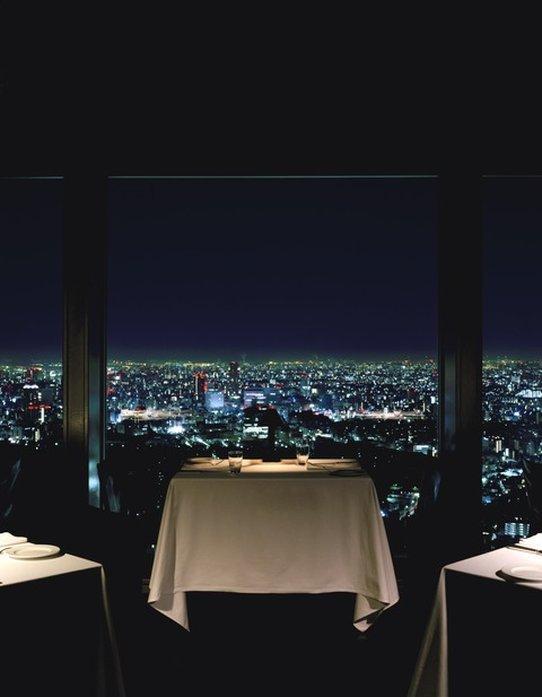 terraço park hyatt toquio