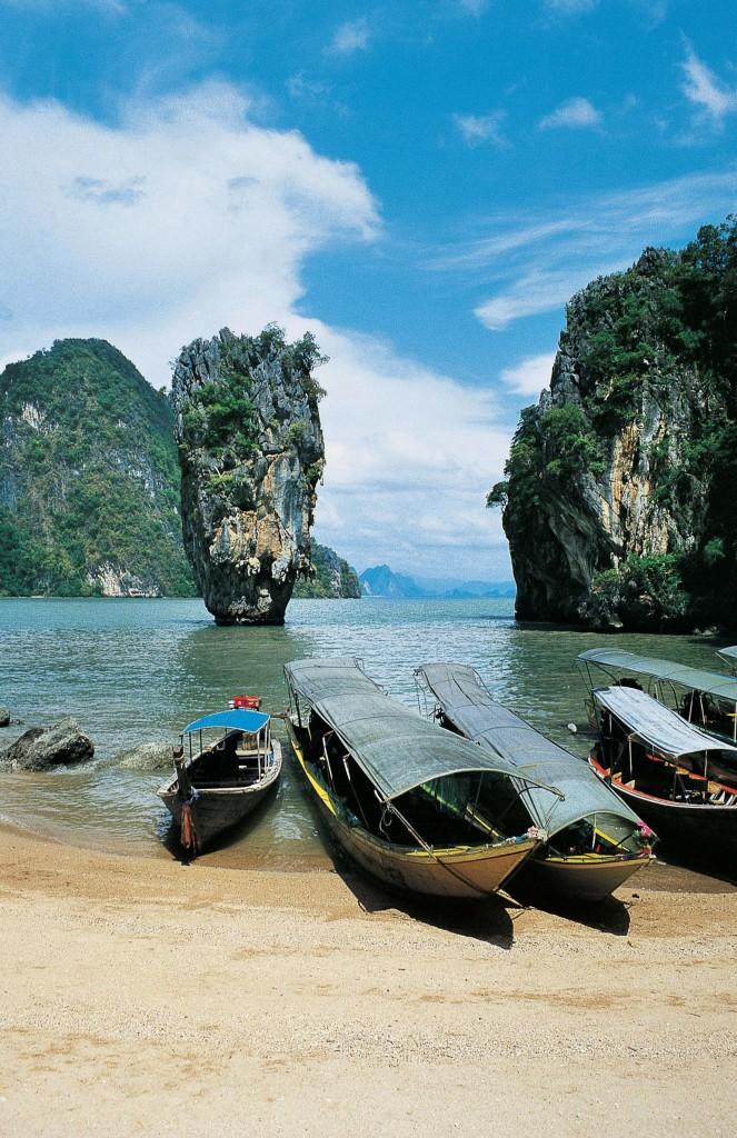 Ah, a Tailândia....