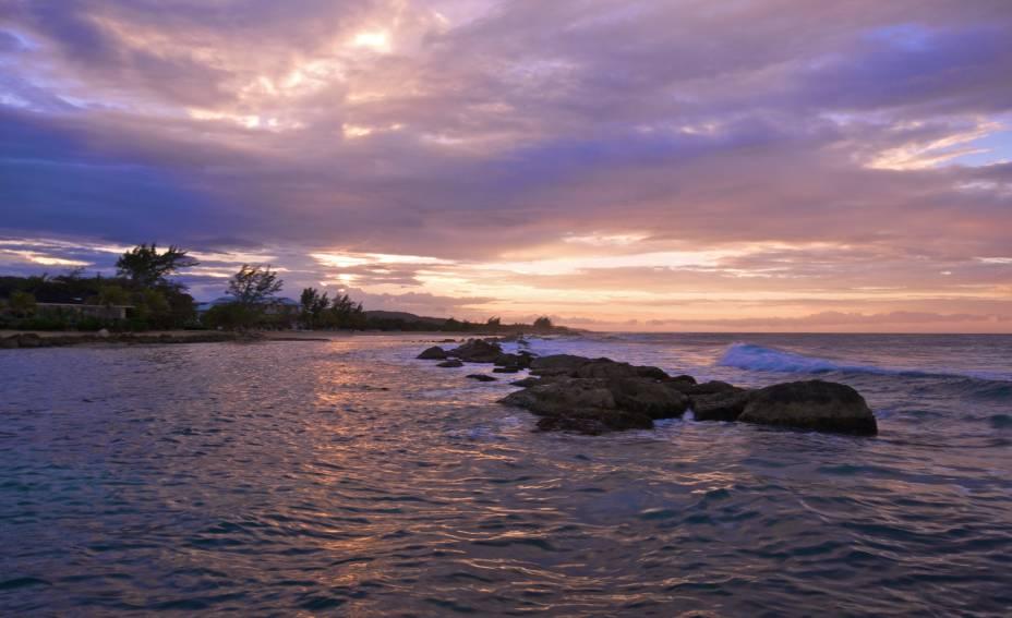 Fim de tarde em Montego Bay