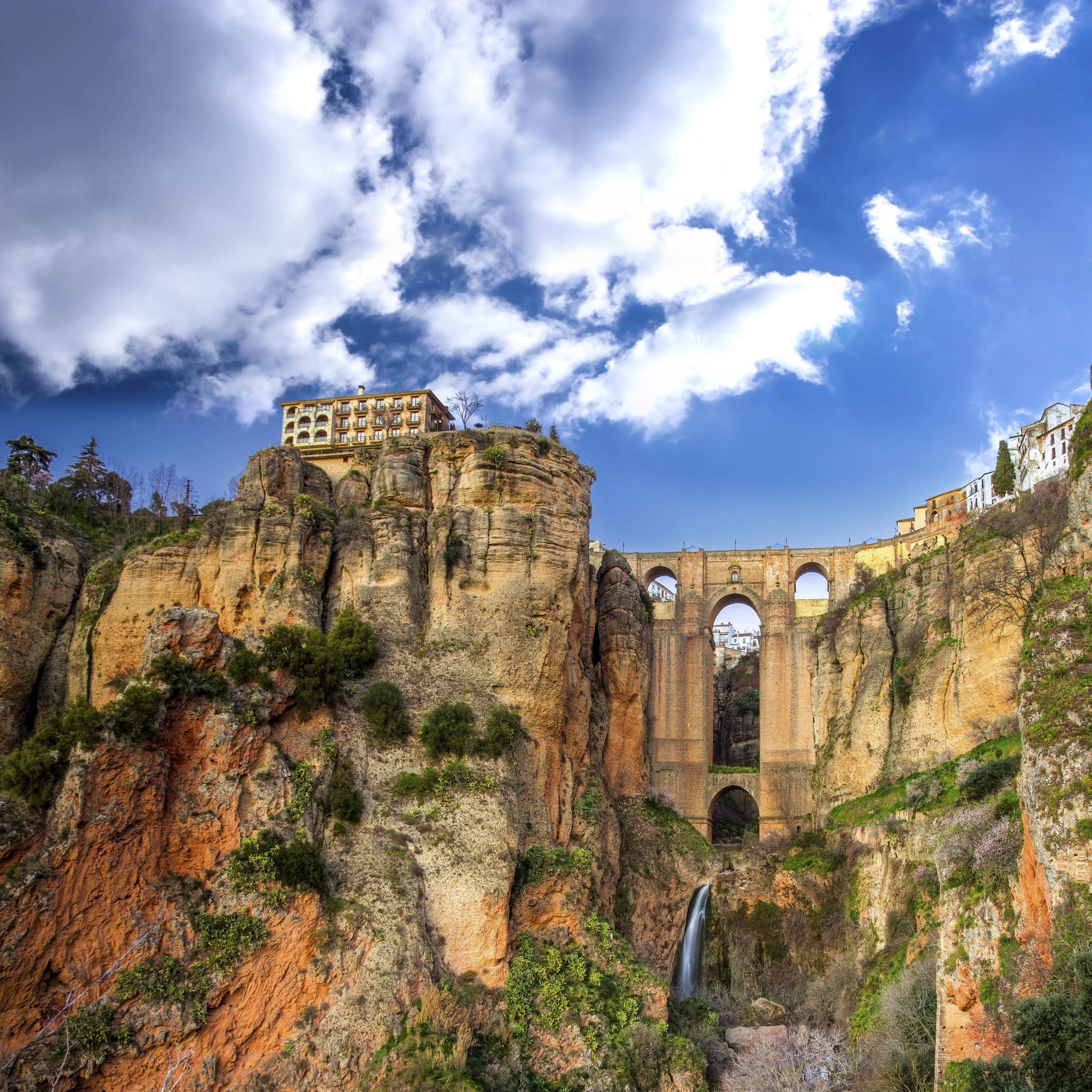 Falésias pelo mundo - Ronda, Espanha