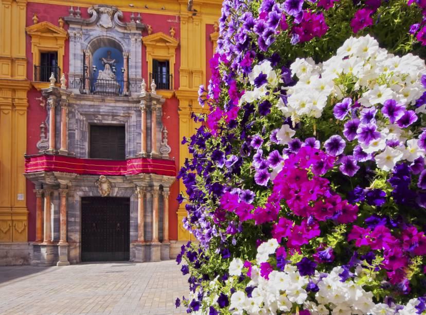 Málaga conserva construções preciosas que engrossam o patrimônio histórico da cidade