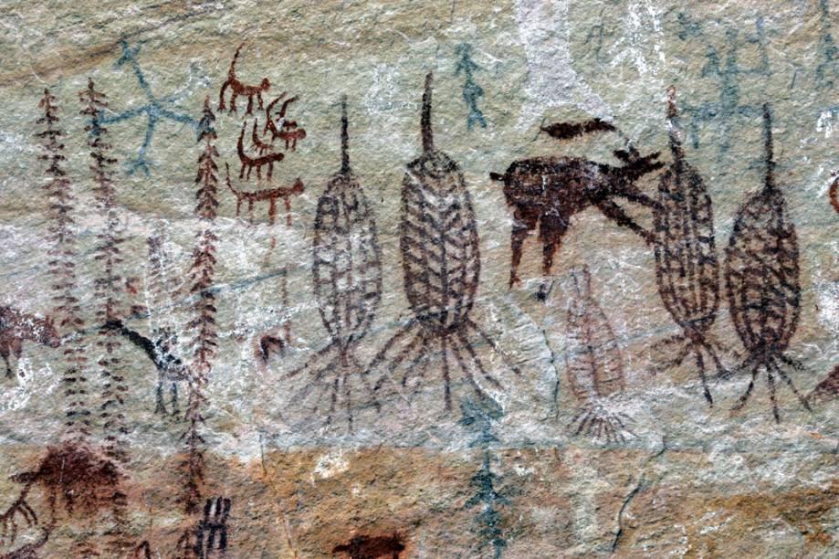 Sítio Arqueológico Vão Grande na Serra do Lajeado, Tocantins