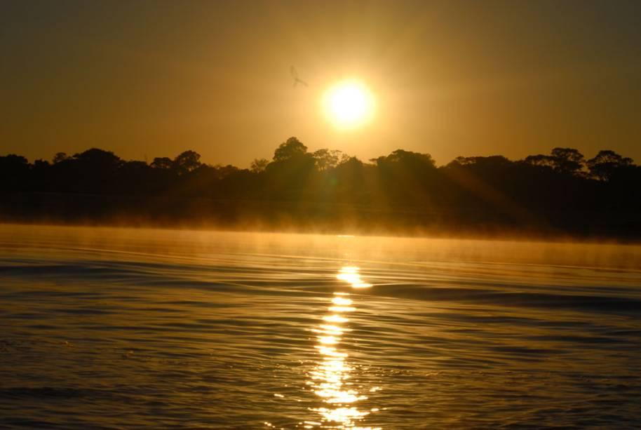 Parque Estadual do Cantão em Caseara, Tocantins