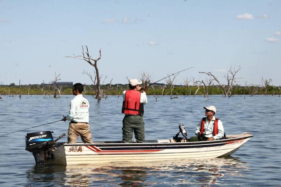 Pesca esportiva no Rio Araguaia Tocantins