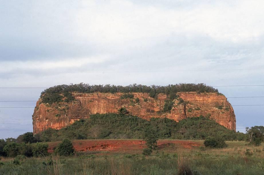 Morro Perdido em Rio dos Bois Tocantins