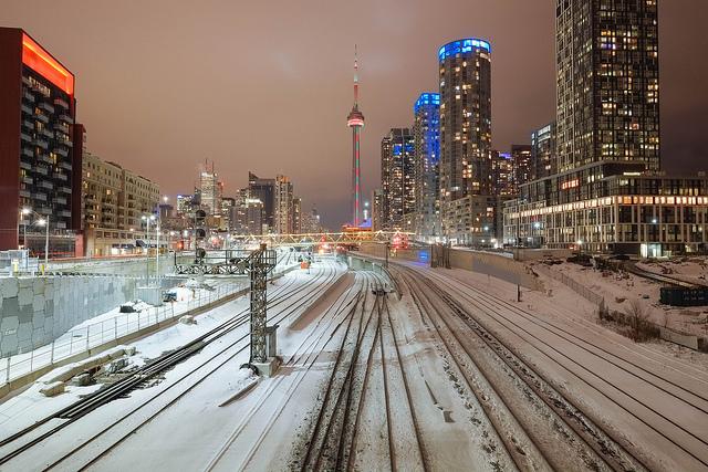 Toronto, com a CN Tower ao fundo (foto: Nick Harris/Flirck/creative commons)
