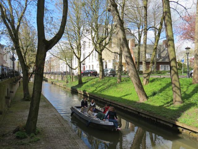 A boa vida dos estudantes de Utrecht