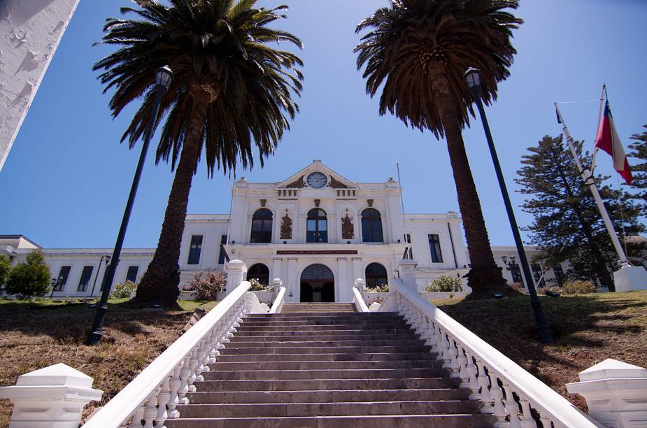 O Museo Marítimo Nacional de Valparaíso conta a história do Chile e suas batalhas - entre elas, a luta de heróis nacionais (como OHiggins) pela independência do país do domínio espanhol