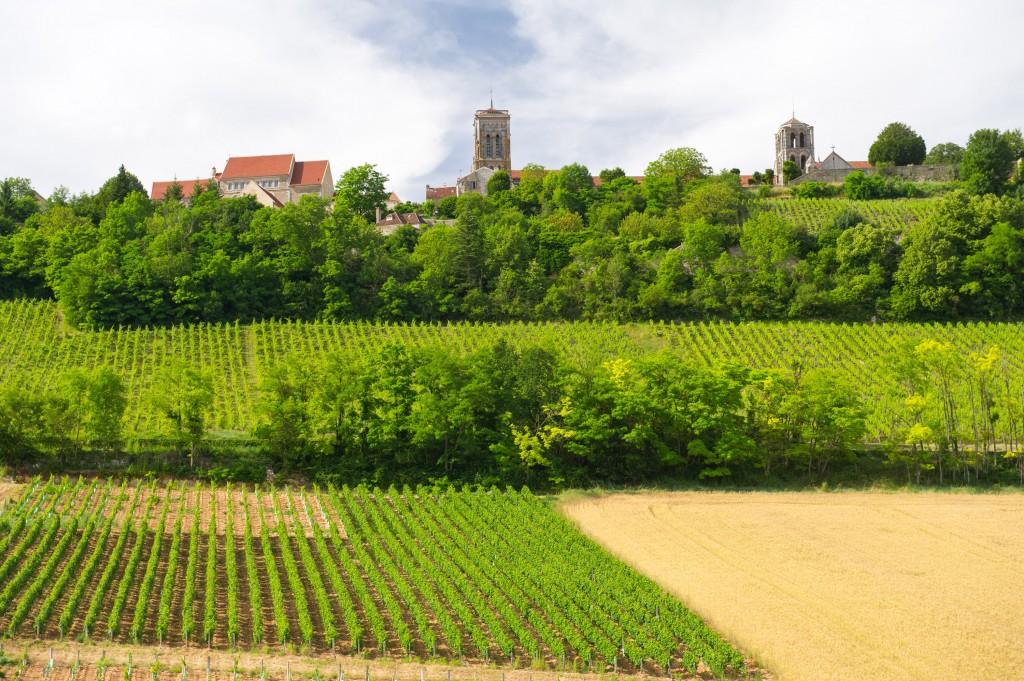 Vézelay,-France