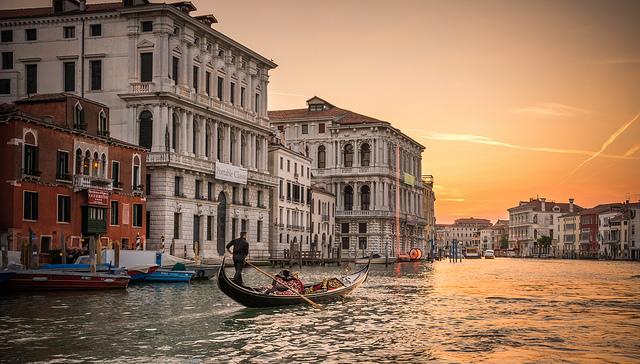 Ah Veneza... (suspiros) Foto: Eduardo Melon