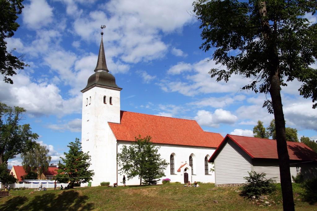 Viljandi,-Estonia