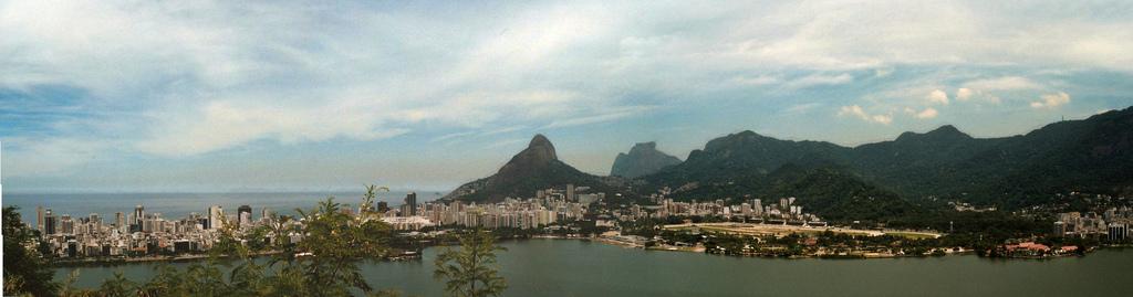 Vista recompensadora depois de enfrentar a trilha! (Foto: Carine Felgueiras/Flickr/Creative Commons)