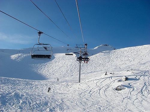 A estação de esqui de Whistler (foto: Tyler Ingram/Flirck/creative commons)