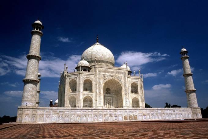 Taj Mahal, Agra, Índia