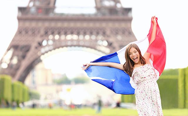 Inscrições para estudar na França