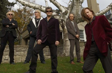 A banda britânica Yes