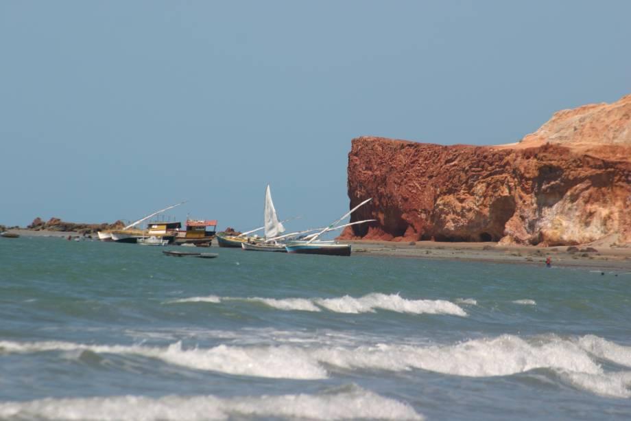 <strong>Praia Redonda, Icapuí</strong>