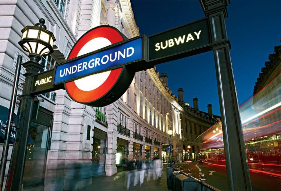 Se for a Londres no final do ano, prepare-se para o frio: a temperatura varia entre 1 e 5 graus nessa época