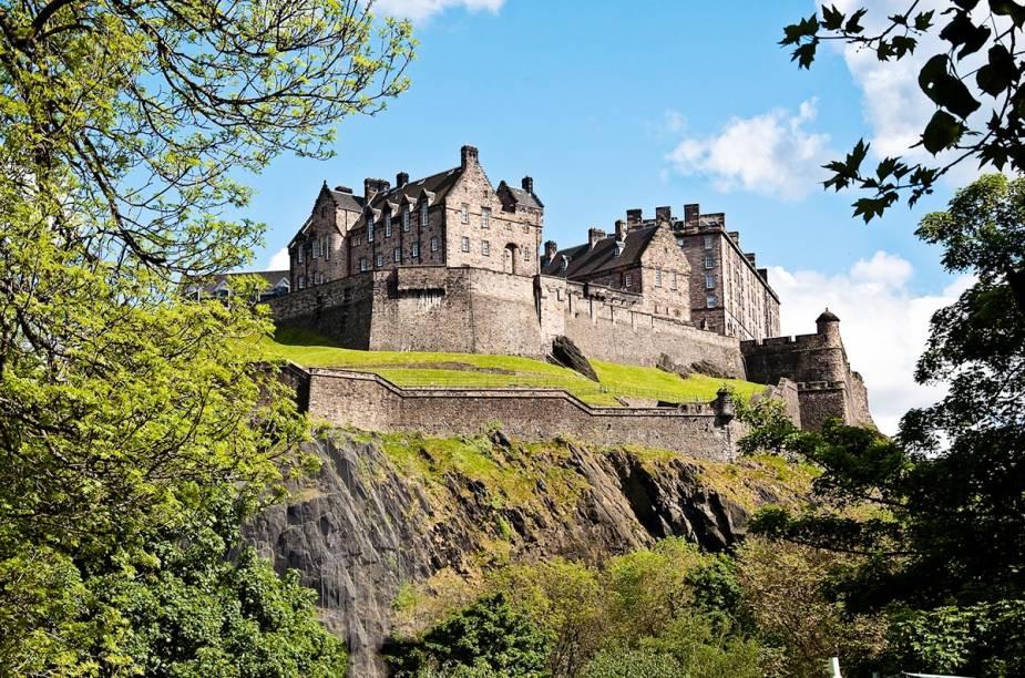 Edimburgo, na Escócia, tem uma das viradas mais vibrantes de toda a Europa