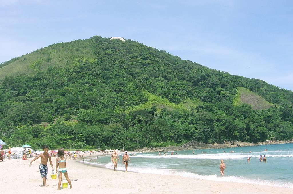 Praia Camburizinho - São Sebastião (SP)