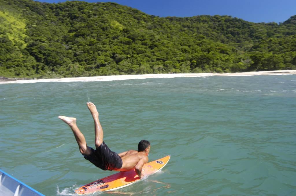 Praia Brava de São Sebastião (SP)
