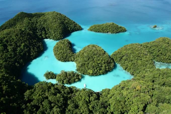 Palau, Micronésia