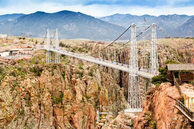 Royal Gorge Suspension Bridge, Estados Unidos